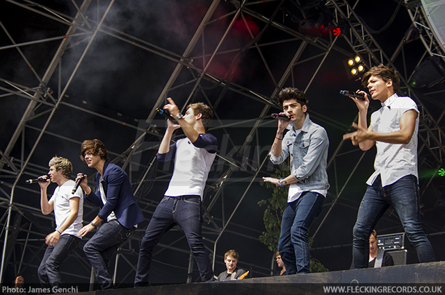 One Direction - Party in the Park, Leeds