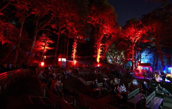 Bestival festival 2012 Jamie Baker