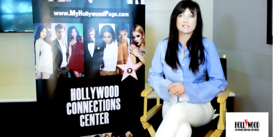 My Hollywood Page: Hollywood Connections Center