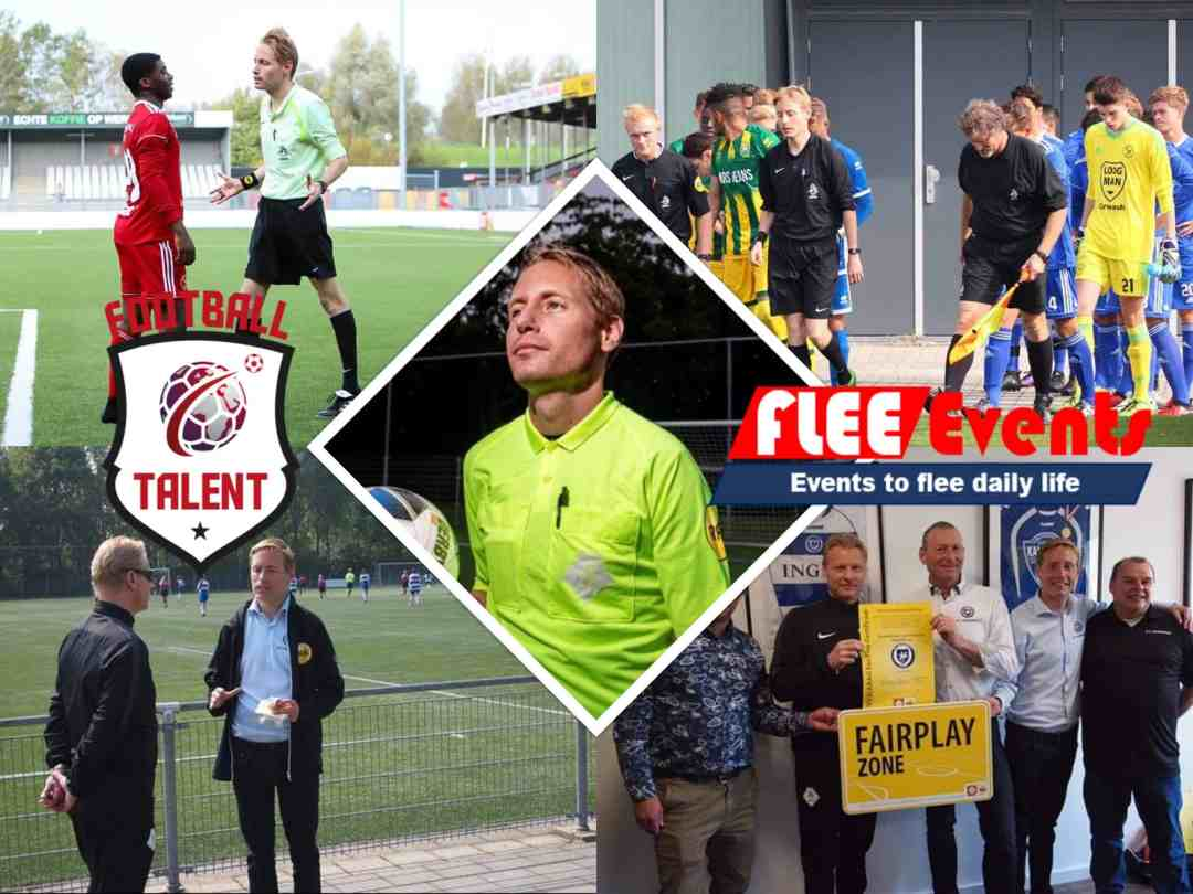 partnership partnet flee events football talent scheidsrechterzaken arbitrage