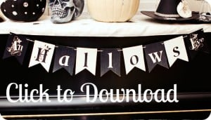 free halloween banner downloade