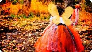 fall fairy costume feature