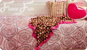 Satin Binding blanket