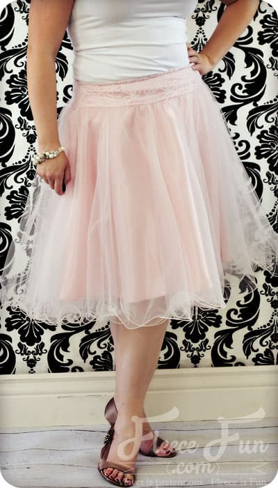 prom dress to skirt how to