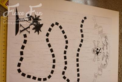 hook game print blank