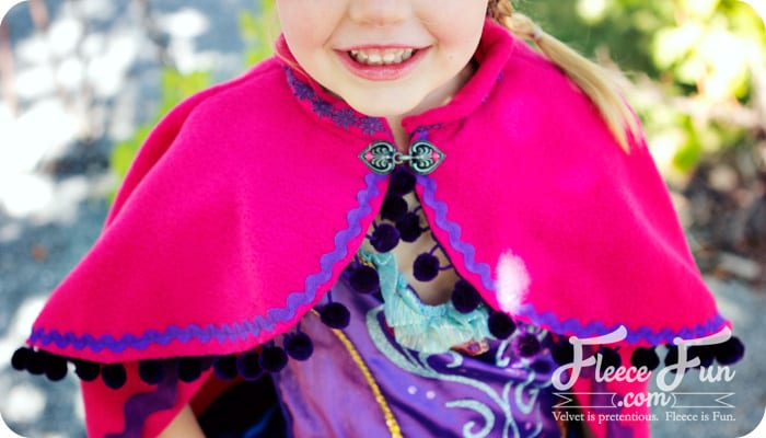 princess anna costume tutorial