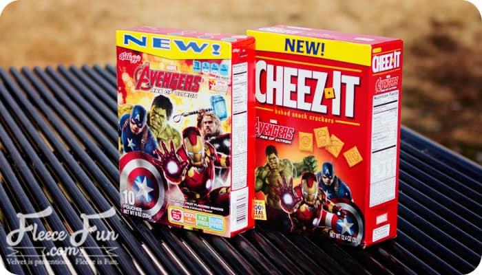 avengers snack 2
