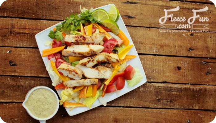 Tyson chicken salad 2