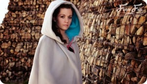 hooded cape 2