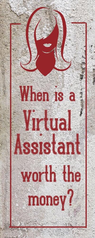 virtual assistant pin