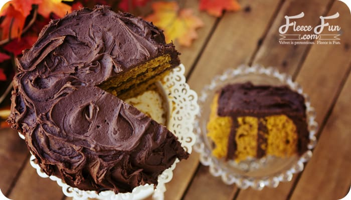 Wow this pumpkin cake looks so yummy and easy to make! I want to bake this.