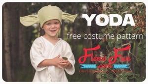 Yoda costume tutorial and diy easy