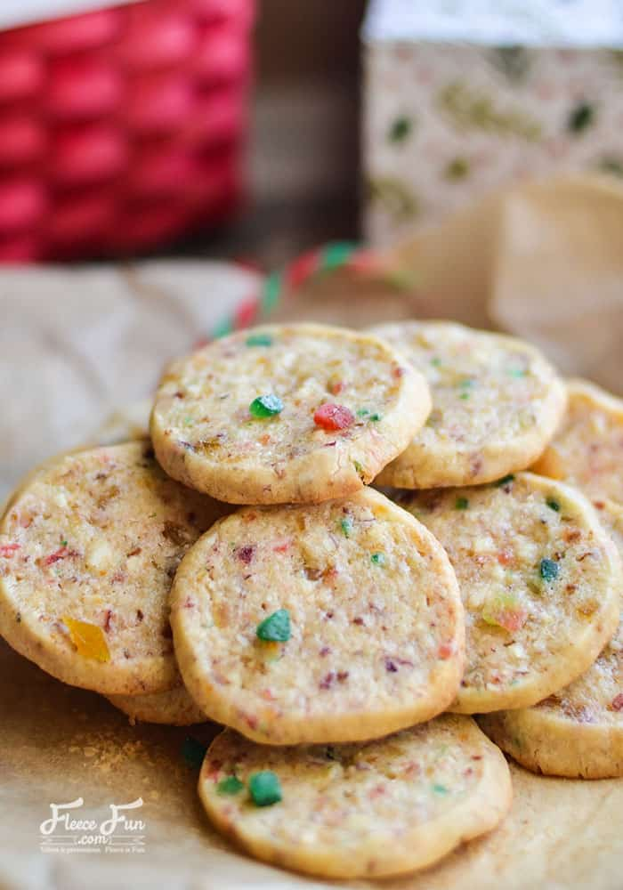 This is a yummy fruitcake cookie recipe. Perfect for the holidays.