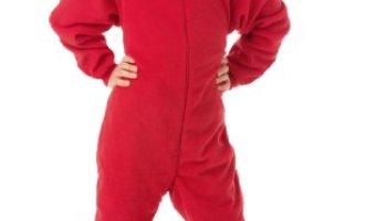 5d7c4e9bb SleepytimePjs Kids Fun Printed Footed Fleece One Piece Pajamas (Blue ...