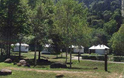 Sapporo Jozankei Nature Village, Wild Camping and Enjoy Whole Nature in Sapporo