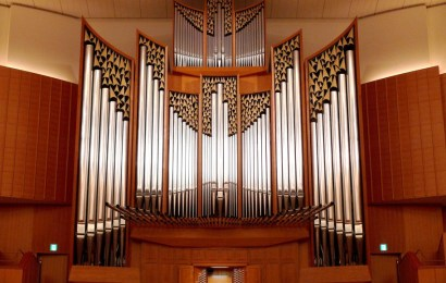 Organ Adventure in the summer vacation at Sapporo Concert Hall Kitara