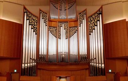 Organ Adventure in the summer vacation at Sapporo Concert Hall Kitara