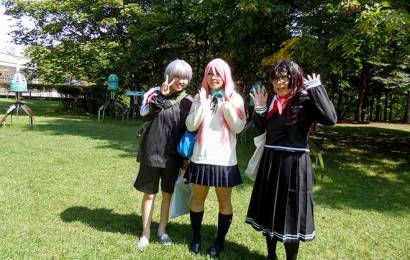 Kosupure or Cosplay? Dressing Up As A Manga Character Is So Fun!