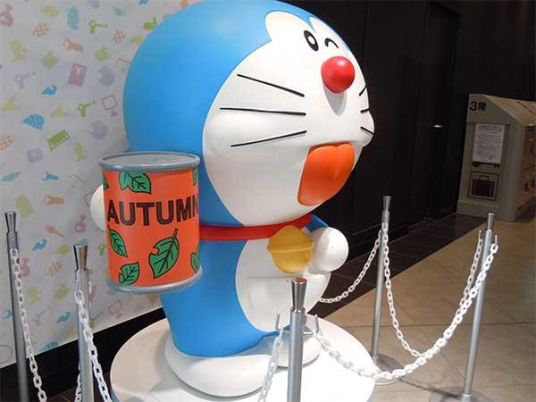 Doraemon Waku Waku Sky Park, Draemon Museum In New Chitose Airport