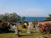 Foreigners' Cemetery in Hakodate(外人墓地)