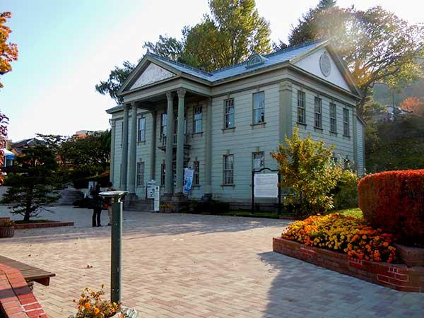 Former Hakodate branch office of Hokkaido Government