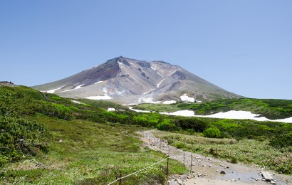 Mt.Asahidake, the highest mountain in Hokkaido vol.1