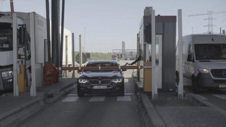 Liefkenshoektunnel BMW