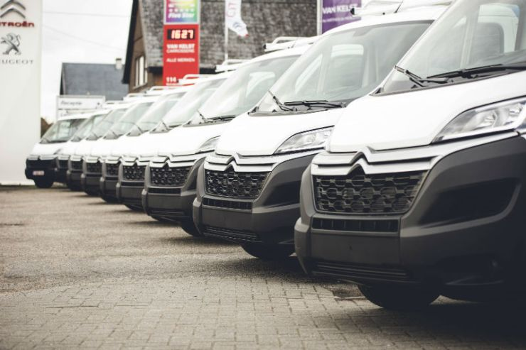 J&T Autolease wagenpark Peter Deckers