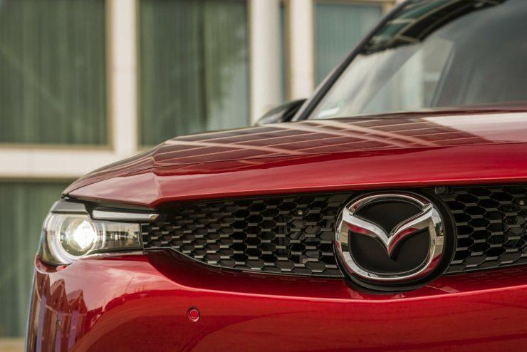 AD Automotive Mazda