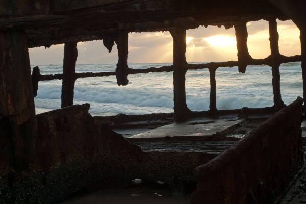Mahreno shipwreck