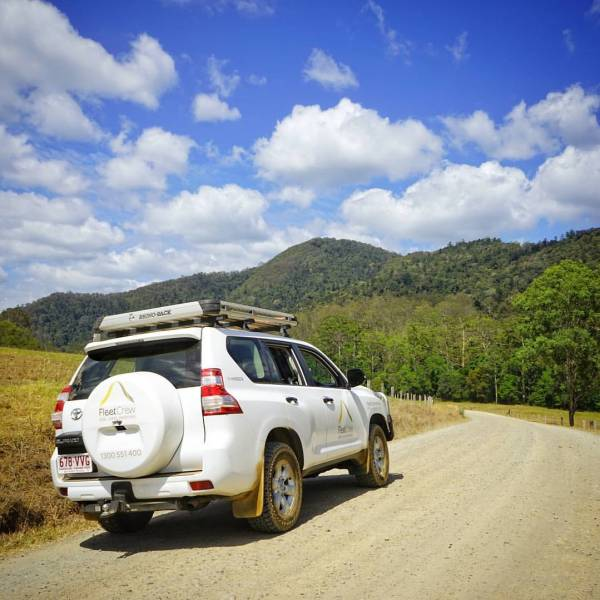 4wd track near hervey bay