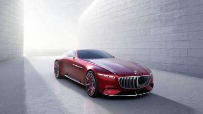 Vsion Mercedes Maybach 6