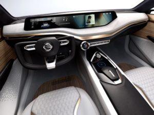 Interni Nissan VMotion