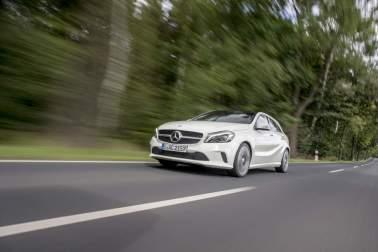 Mercedes Classe A Next
