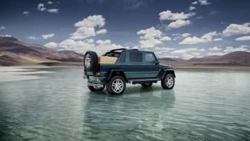Mercedes-Maybach G 650