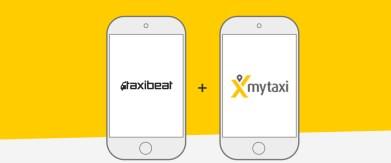 Taxibeat+Mytaxi
