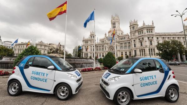 Car2go Spagna