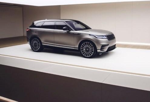 Range Rover Velar Milan Design Week