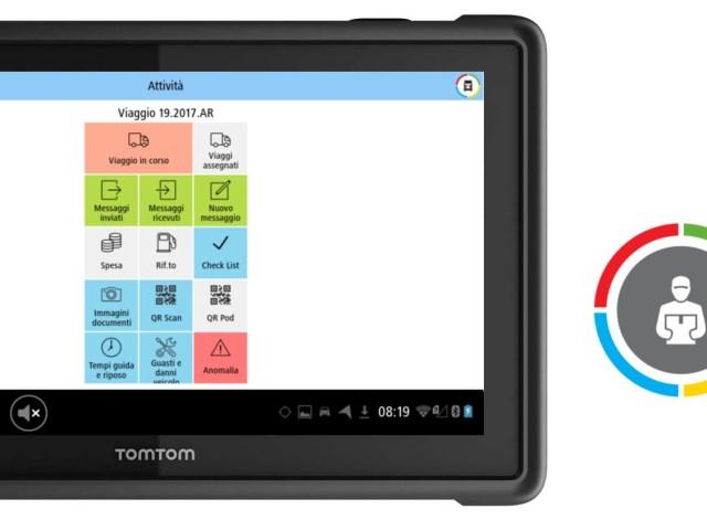 TomTom Telematics: avviata la collaborazione con  SIMA Tech