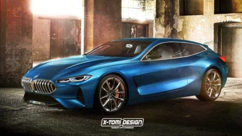 BMW Serie 8 Concept X-Tomi Design