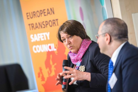 Sicurezza stradale, rapporto 2016 dell'European Transport Safety Council