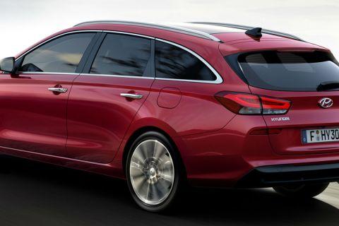 Nuova Hyundai i30 Wagon: debutta sul mercato Italiano la nuova wagon coreana