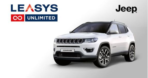 Nuova Jeep® Compass Leasys Unlimited