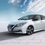 Nuova Nissan LEAF: Il veicolo elettrico più completo e all'avanguardia