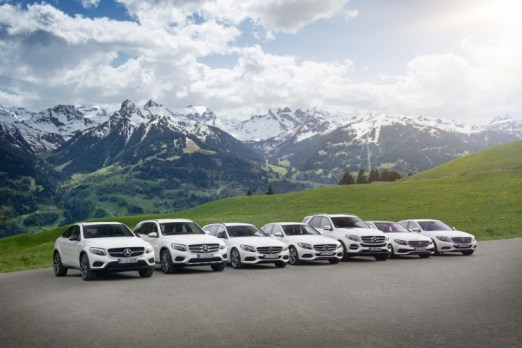 Mercedes-Benz Family