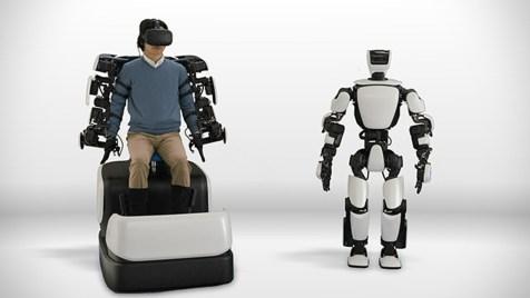 Robot T-HR3
