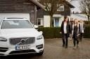 Volvo: le famiglie svedesi contribuiranno allo sviluppo per la guida autonoma