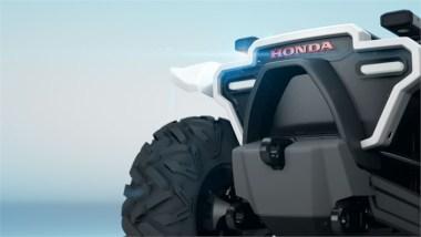 Honda Concept 3E