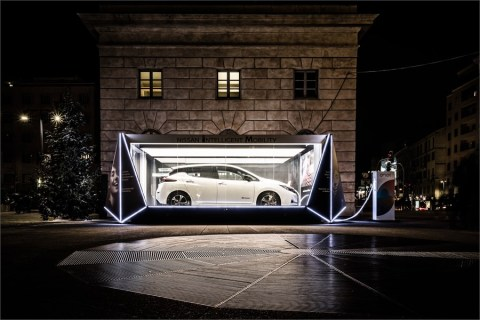 Nissan e Enel: mobilità elettrica gratuita con l'acquisto di nuova LEAF