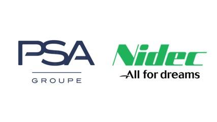 Logo PSA Nidec